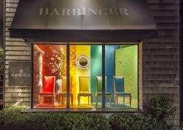 Harbinger window by Nick Olsen